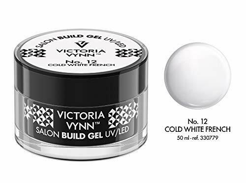 BUILD GEL UV/LED 12 Cold White French 50ml