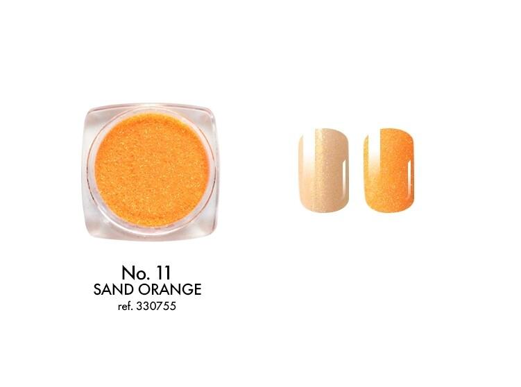 Dust 11 SAND ORANGE