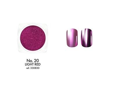 METALLIC DUST 20 LIGHT RED