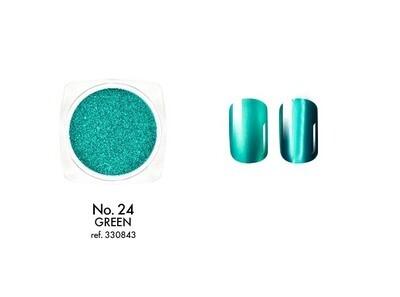 MATALLIC DUST 24 GREEN