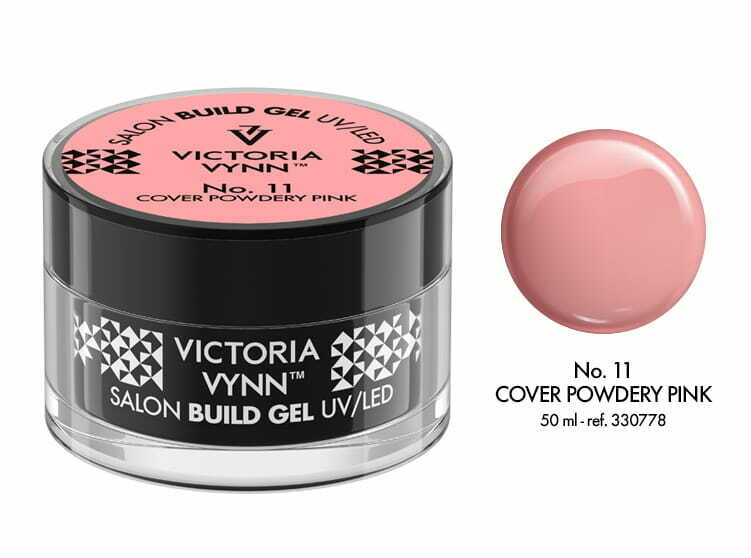 Buil Gel 11 50ml cover powdery pink