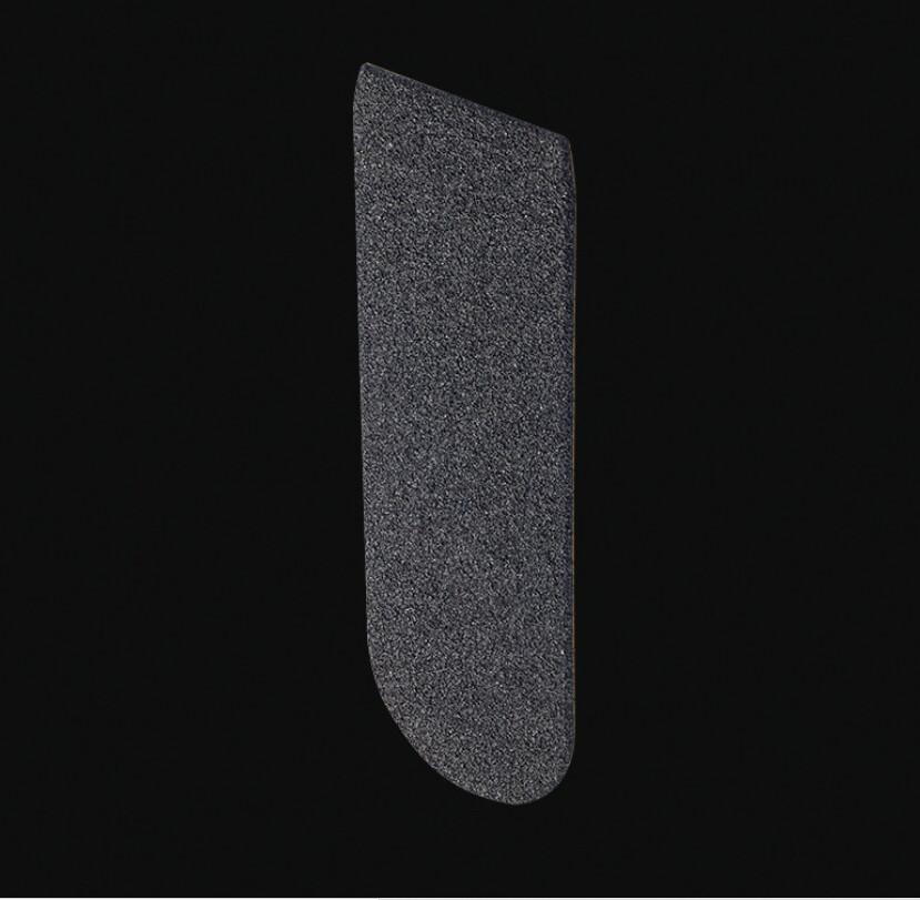 REPLACEABLE ABRASIVE  KIT FOR PEDICURE FOOT FILE  EXPERT 10 80 GRIT(30 PCS)