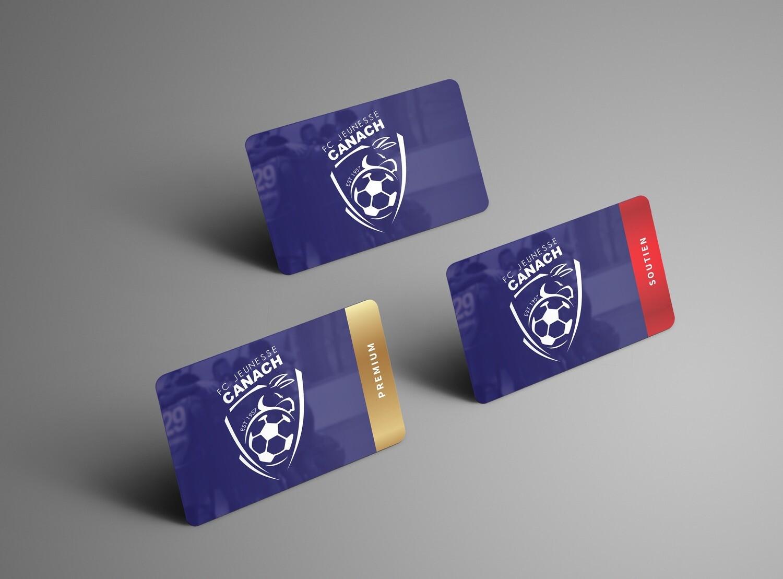 Mulleskaart / Carte membre