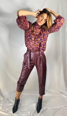 Pantaloni Modello boy-friend