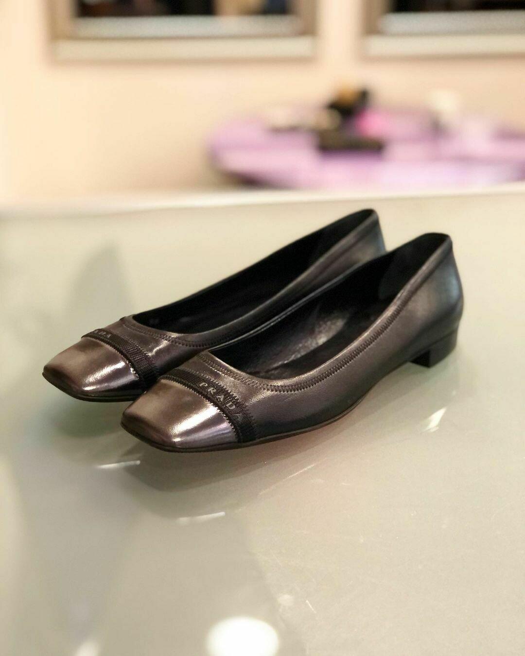 Туфли от Prada