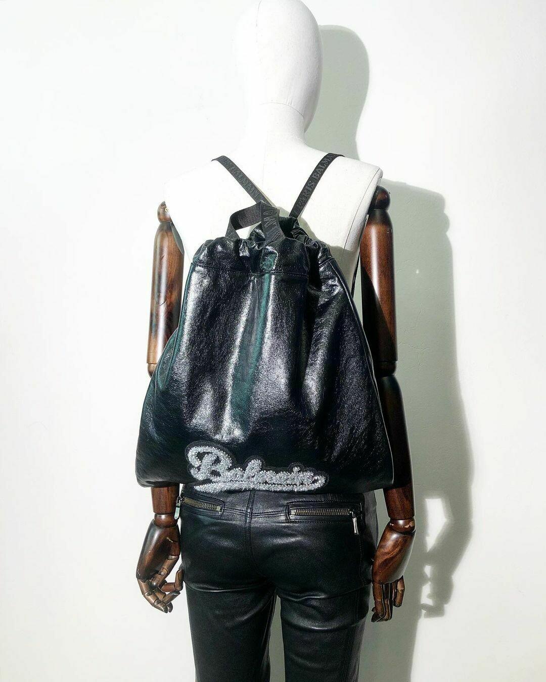Рюкзак от Balmain