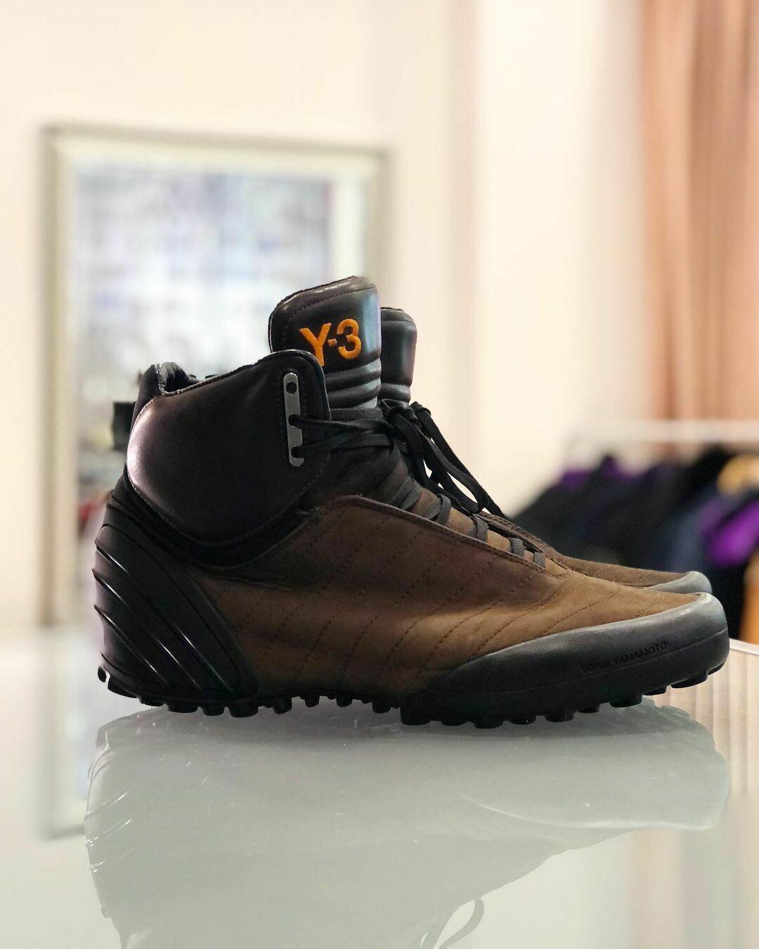 Кроссовки от Y3