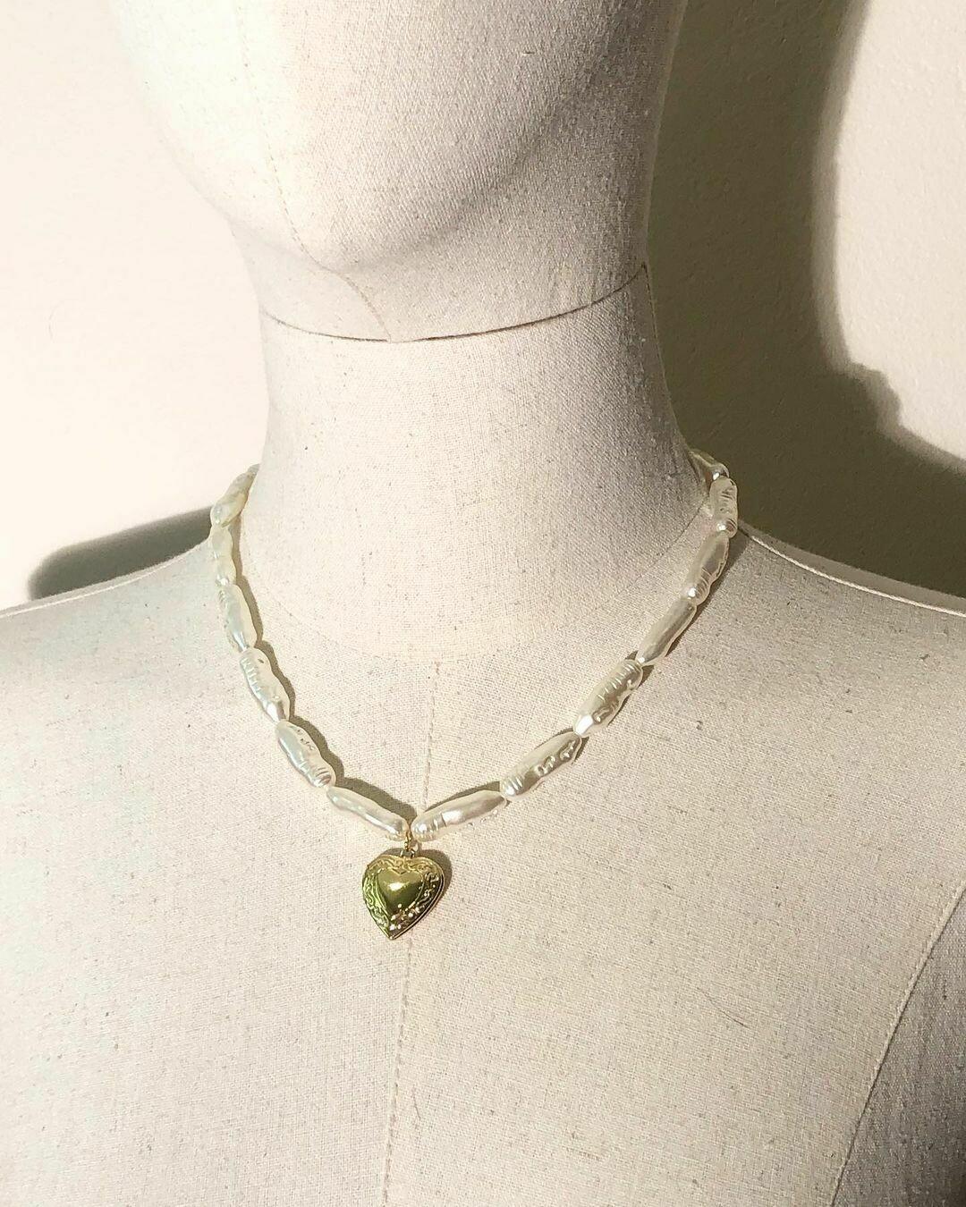 Ожерелье из жемчуга 🇮🇹