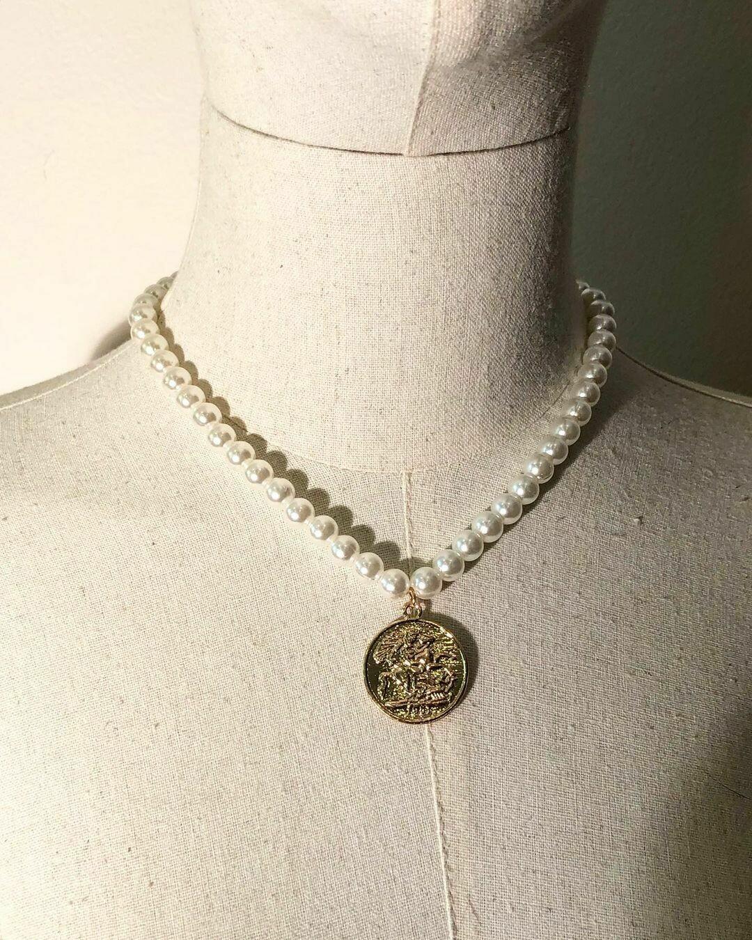 Ожерелье с подвеской 🇮🇹