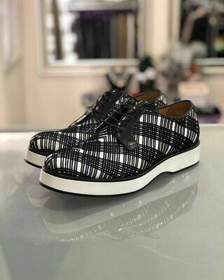 Новые мужские ботинки от Emporio Armani