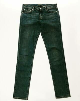 Новые женские джинсы от Saint Laurent