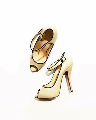 Новые туфли от Christian Louboutin