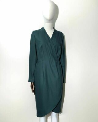 Новое платье-халат от ELENSOULAR