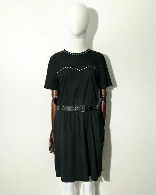 Платье из натуральной замши от MICHAELKORS