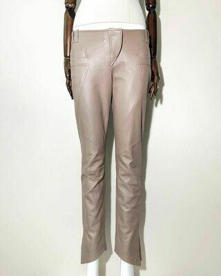 Новые кожаные брюки от Irfe