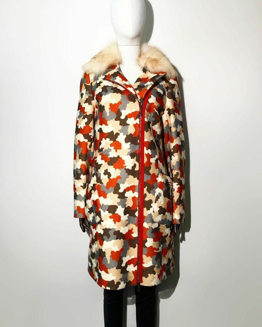 Пальто от Ekaterina Smolina