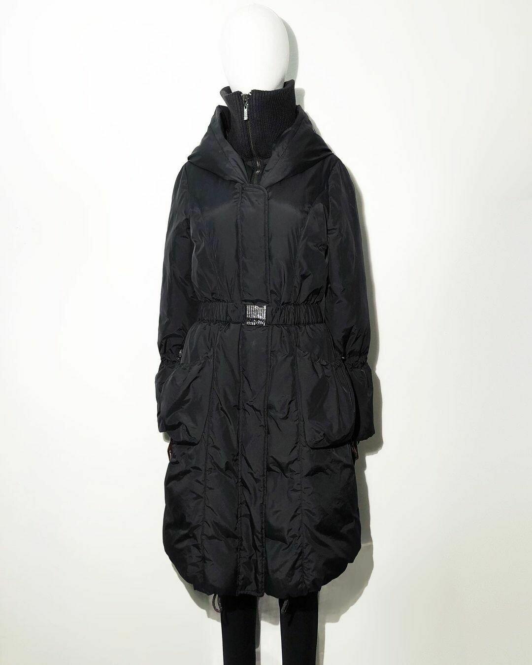 Пуховое пальто от Pinko