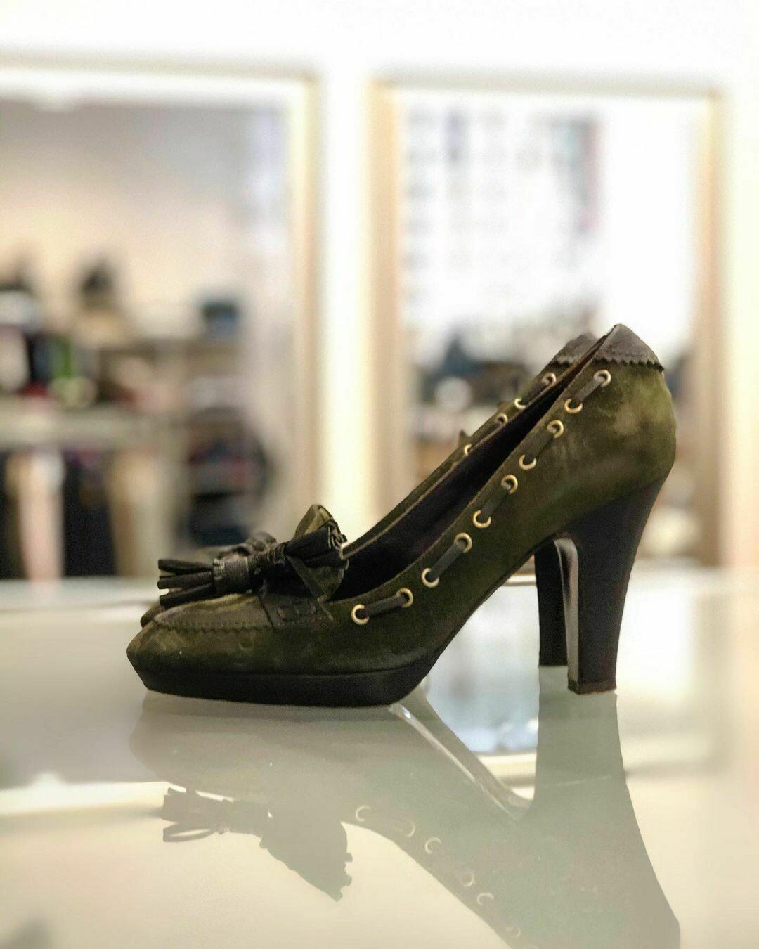 Туфли от Max Mara