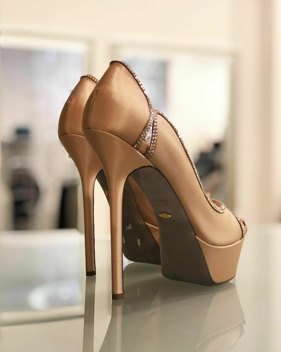 Новые туфли от Sergio Rossi