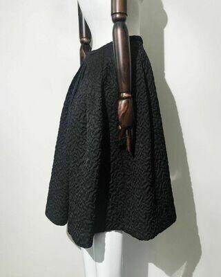 Юбка из фактурной ткани от Rochas