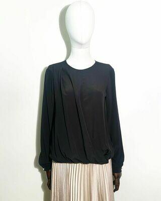 Шёлковая блуза от Trussardi