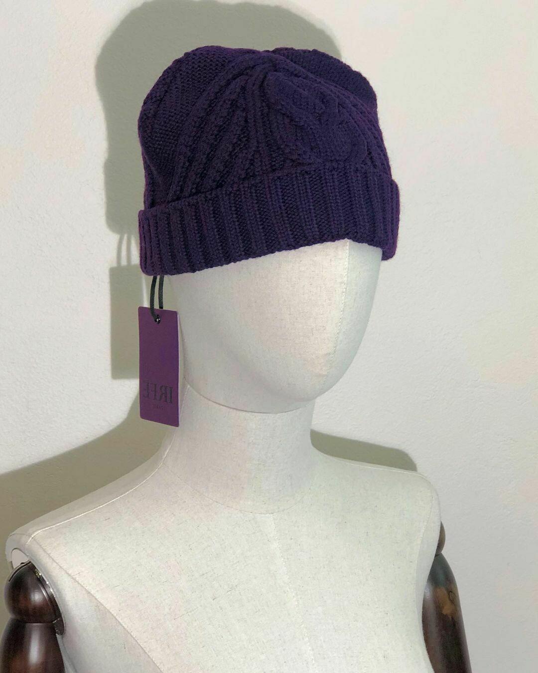 Новая шапка от Irfe