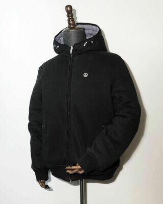 Двусторонняя мужская куртка от Love Moschino