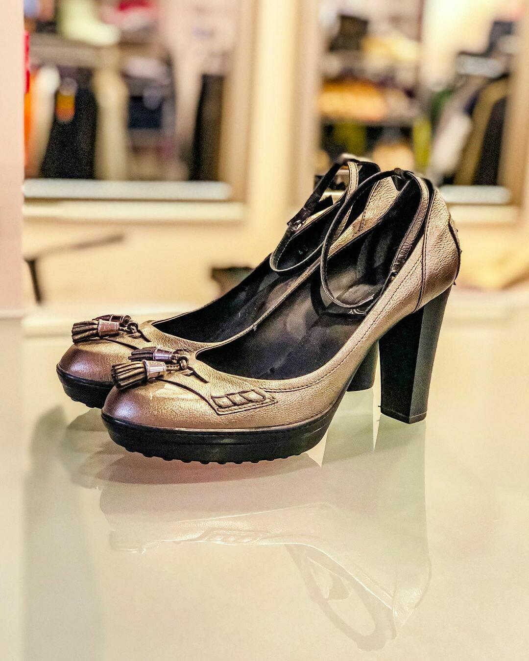 Туфли от TODS