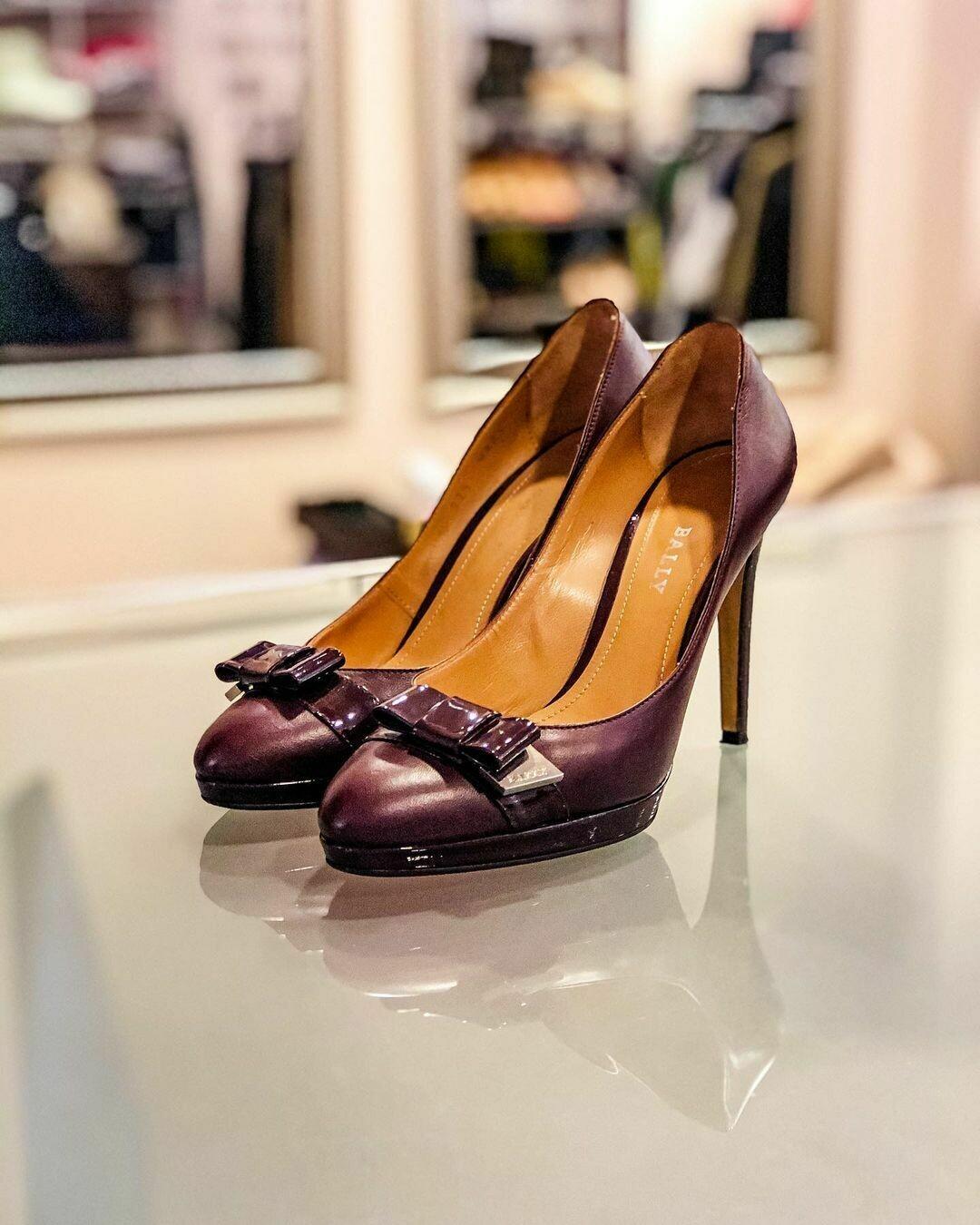 Туфли от BALLY
