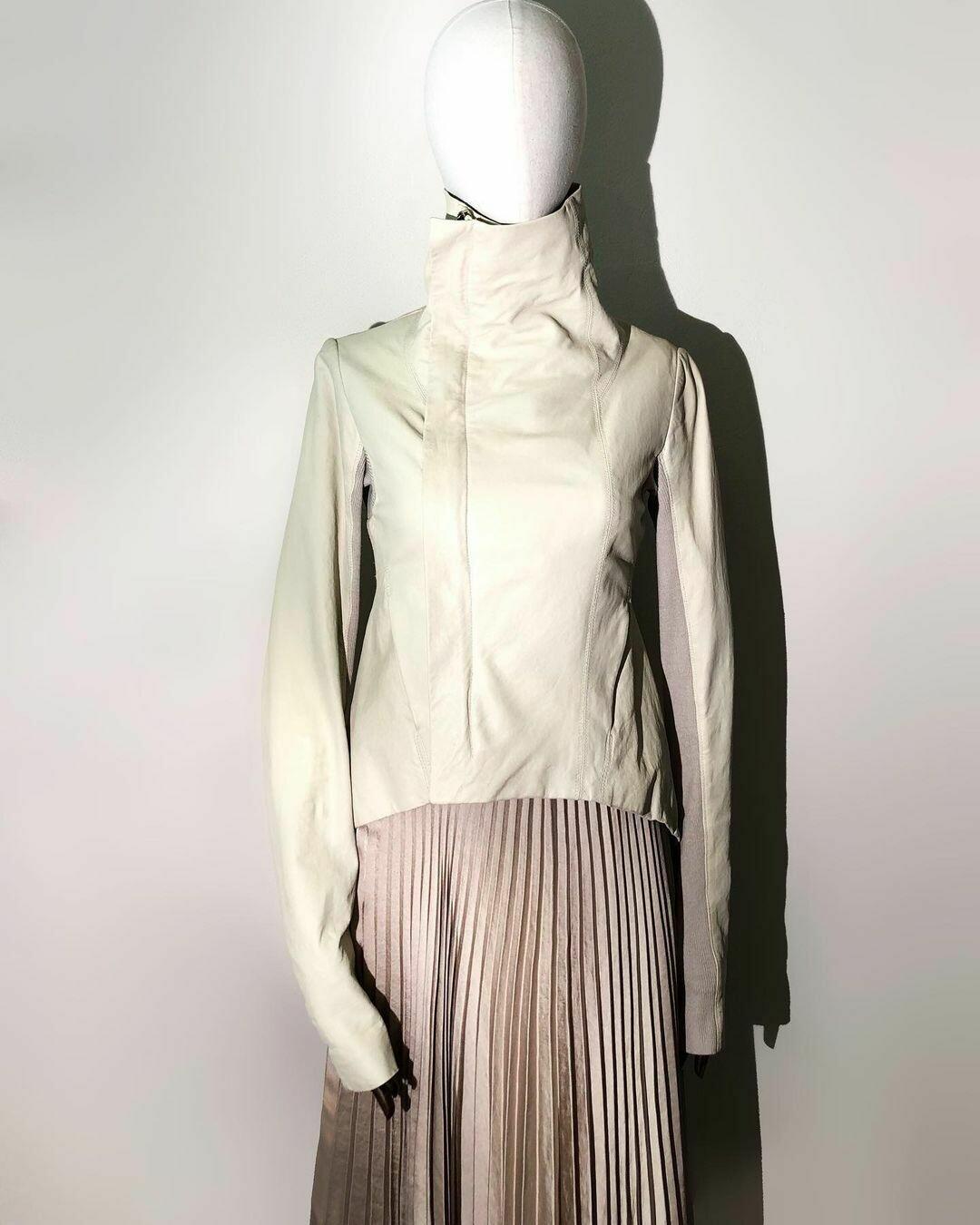 Куртка-косуха Rick Owens