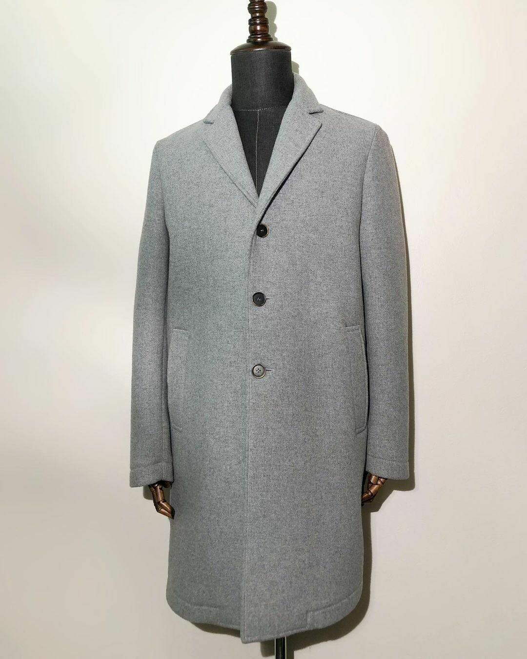 Мужское пальто от MSGM
