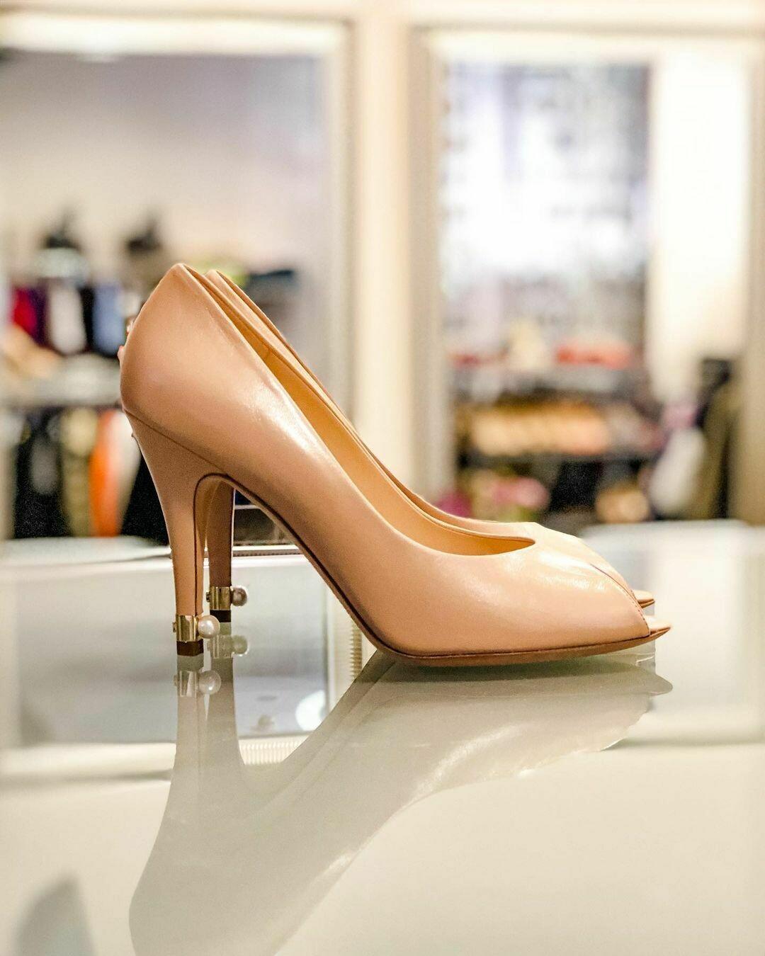 Новые туфли от Chanel