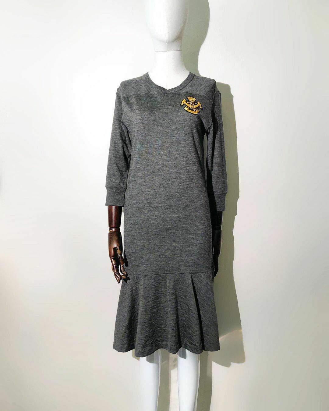 Платье из джерси от Ralph Lauren