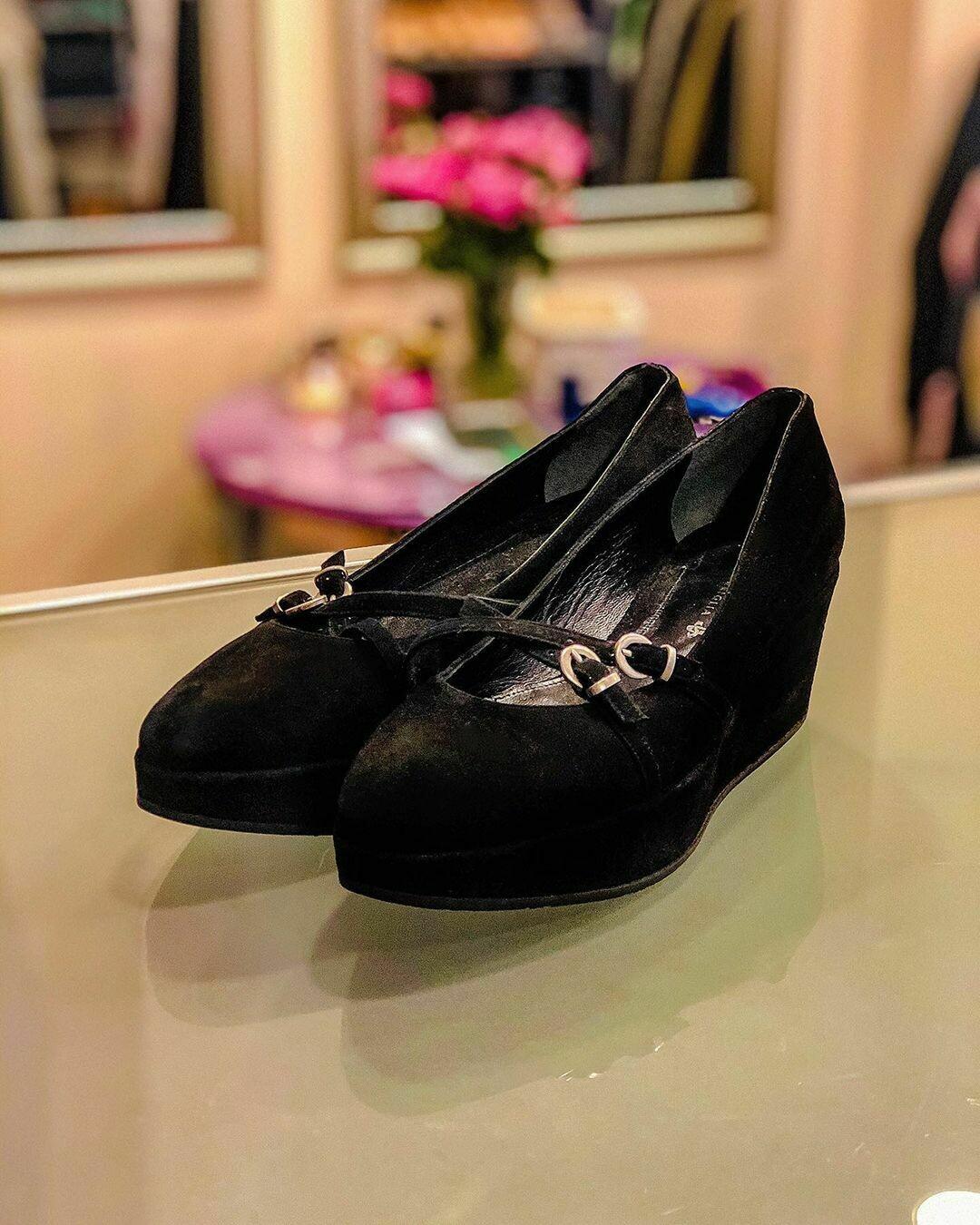 Новые туфли от Guido Sgariglia