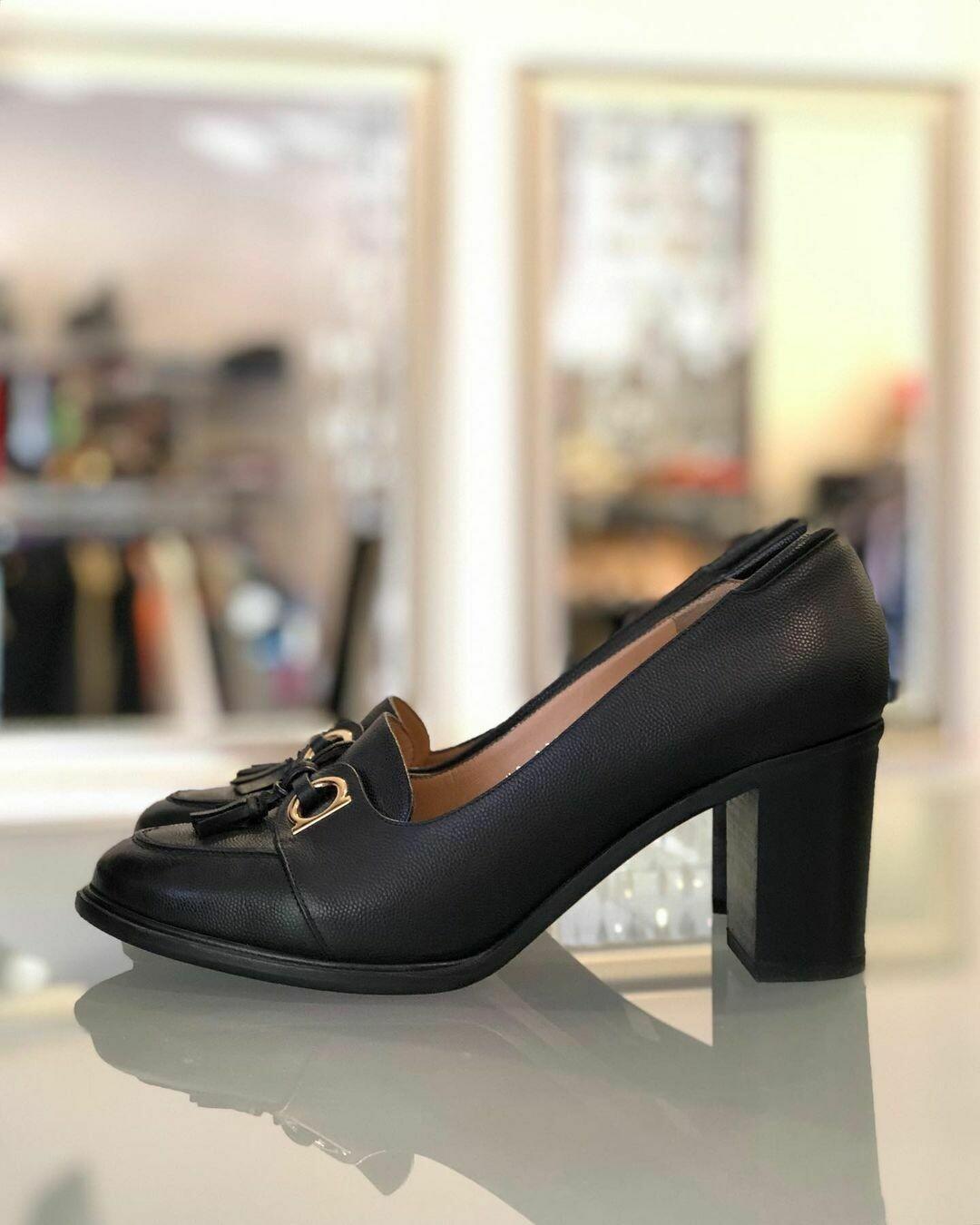 Туфли от Salvatore Ferragamo