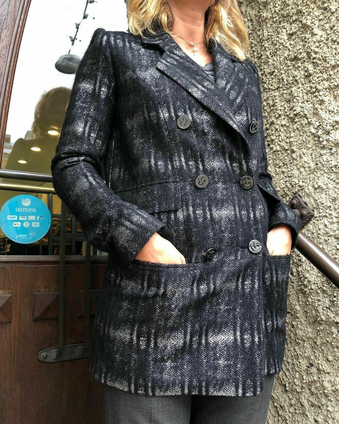 Новое пальто от Irfe