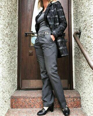 Брюки прямого силуэта от Dolce Gabbana