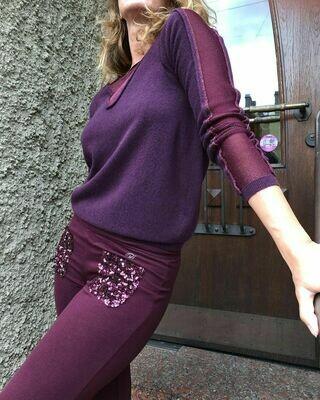 Новые брюки от Blumarine