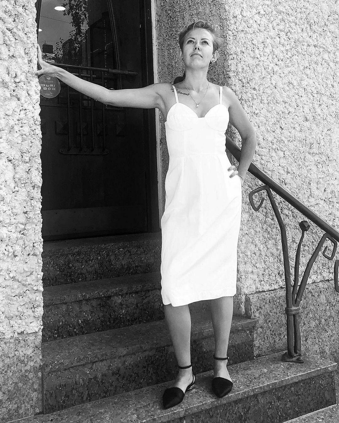 Платье от Dries Van Noten