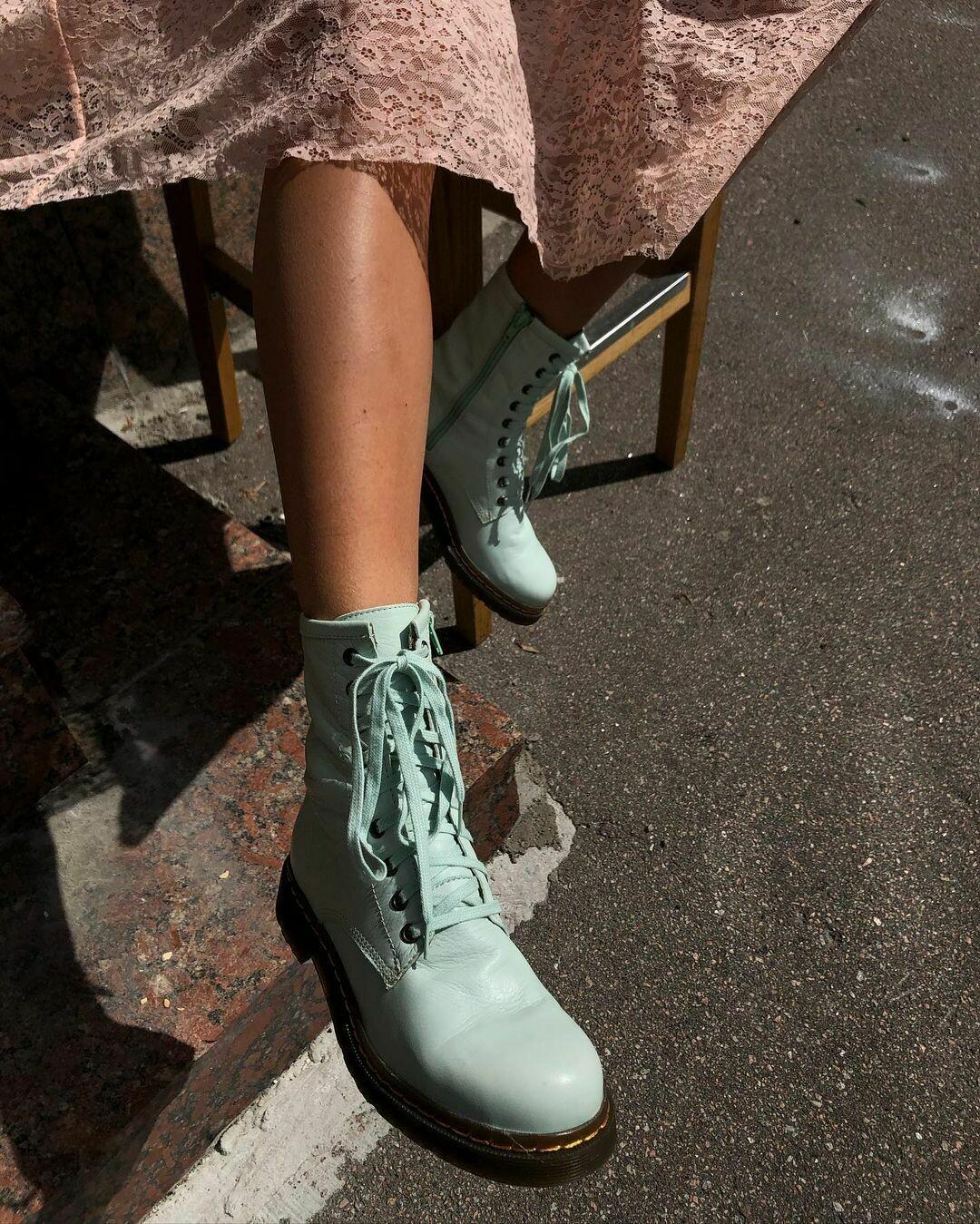 Новые ботинки от Spain