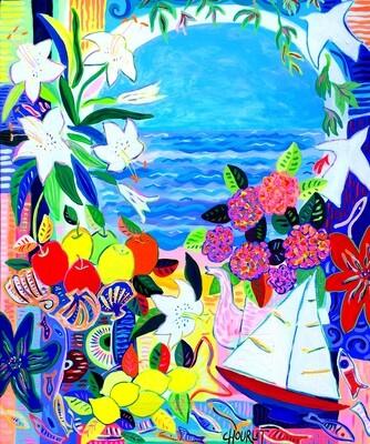 Les parfums de l'océan