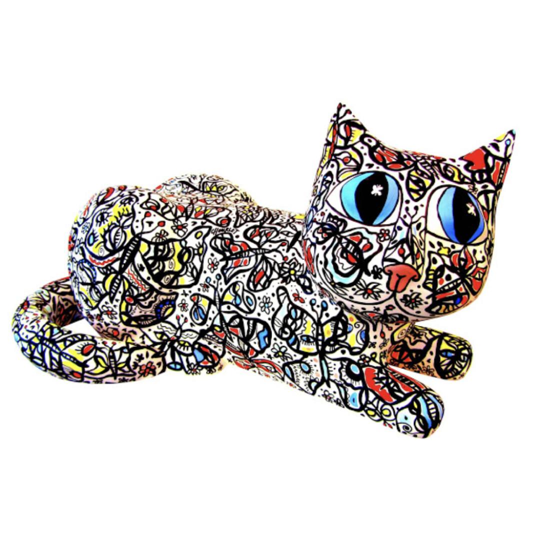 La douce vie de Marcel le chat