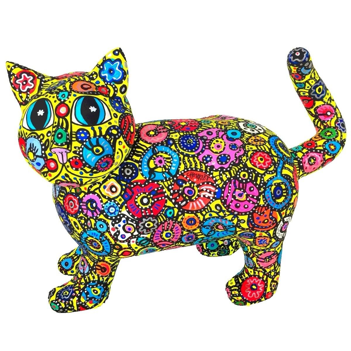 Le bel imaginaire de Marcel le chat