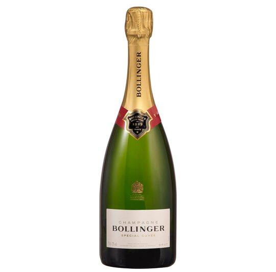 Bollinger Cuvee Champagne 75 CL