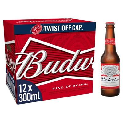Budweiser 12X330 ml