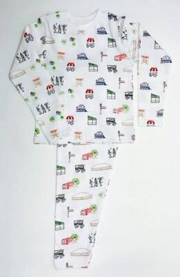 Nola Organic Pajamas