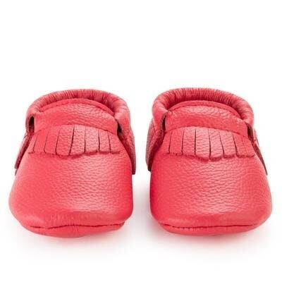 hibiscus genuine leather moccasins