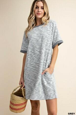 Yarn Textile Dress