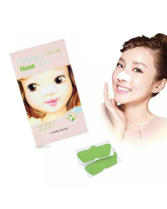 ETUDE HOUSE Green Tea Nose Pack 0.65ml