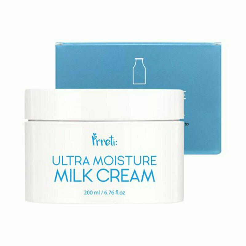PRRETI Ultra Moisture Milk Cream 200ml